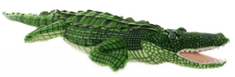 Lamps pluszowy Krokodyl 102 cm