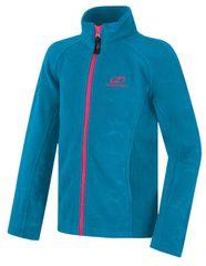 Hannah Mine JR dekliška jakna, modra, 140