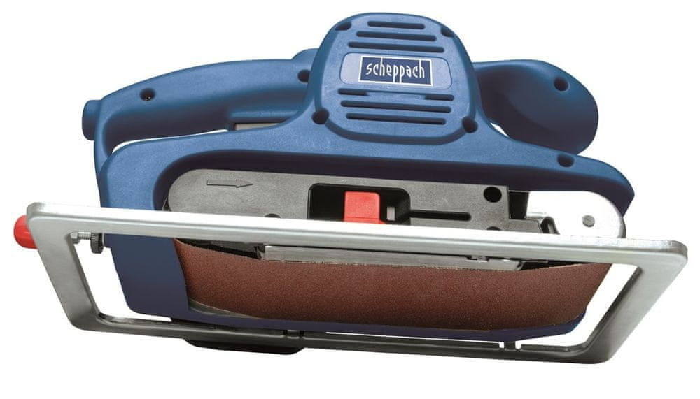 Scheppach Elektrická pásová bruska ES900 - zánovní