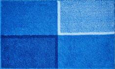 GRUND Česká koupelnová předložka, DIVISO 70x120 cm, modrá