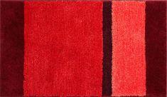 GRUND Česká koupelnová předložka, ROOM 70x120 cm, rubínová
