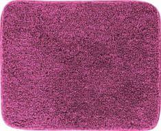 GRUND Česká koupelnová předložka, MELANGE 50x60 cm, tmavě fialová
