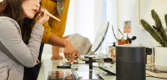 Bose Home Speaker 300 zvočnik, srebrn - Odprta embalaža