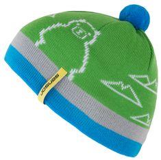 Sensor chlapecká čepice Bear uni zelená