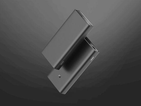Xiaomi Mi Power Bank PRO 3 prijenosna baterija, 20000 mAh, 45 W, QC 3.0, crna