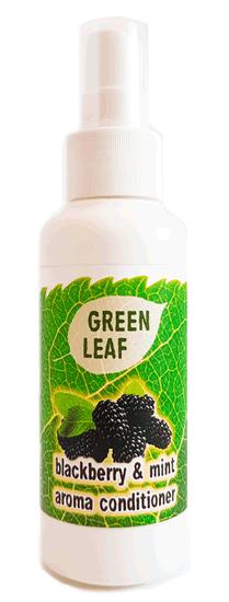 Green Leaf Bio AROMA kondicionér pre psa Green Leaf černica 100ml