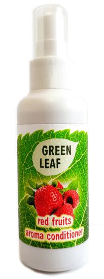 Green Leaf Bio AROMA kondicionér pre psa Green Leaf červené ovocie 100ml
