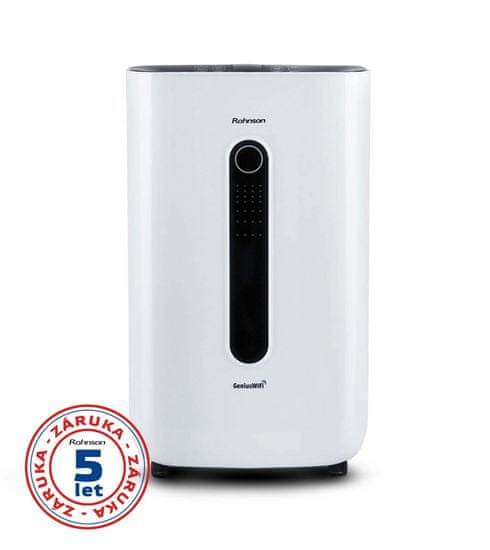 Rohnson R-9820 Genius Wi-Fi + prodloužená záruka na 5 let