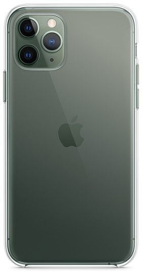 Apple iPhone 11 Clear Case ovitek, prozoren