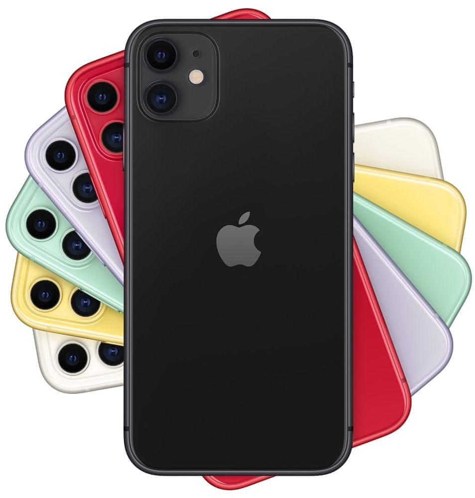 Apple iPhone 11, 128GB, Black - zánovní