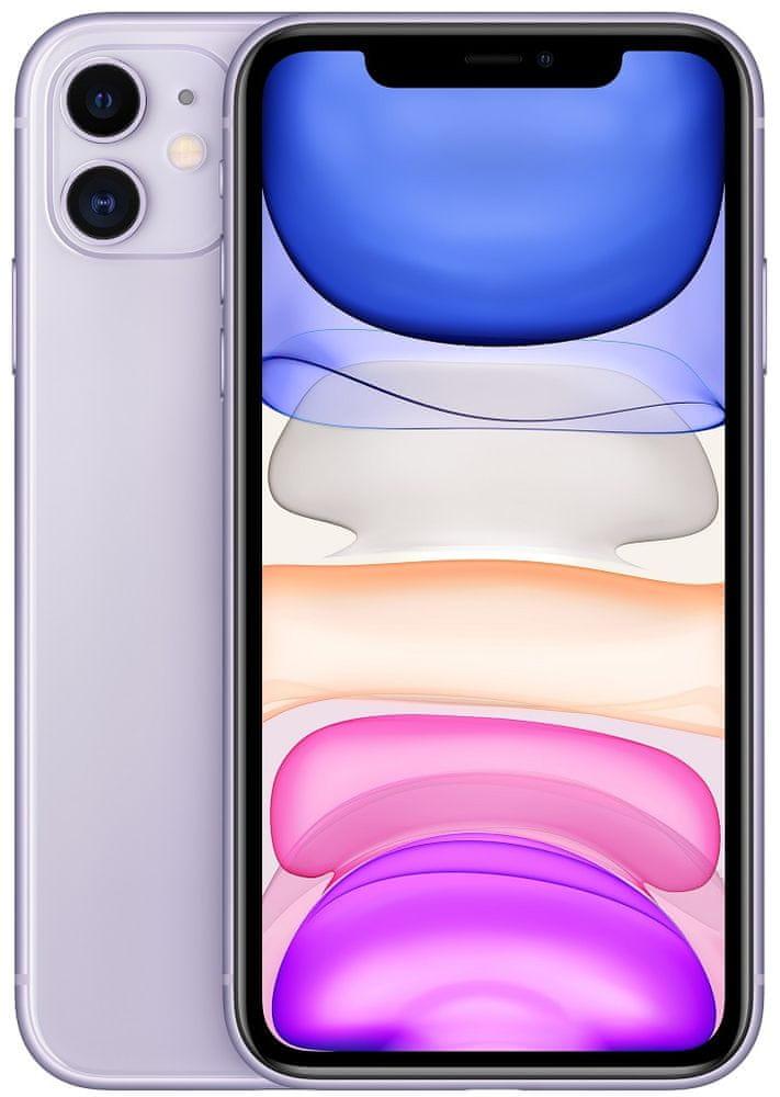 Apple iPhone 11, 64GB, Purple