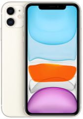 Apple iPhone 11, 256GB, White