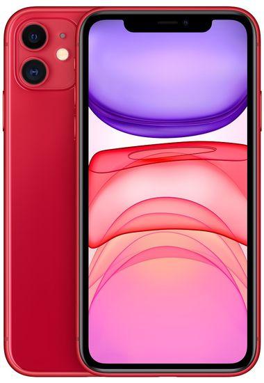 Apple telefon iPhone 11, 128GB, (PRODUCT)RED™ - Odprta embalaža