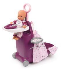 Smoby Baby Nurse kovčke 3v1