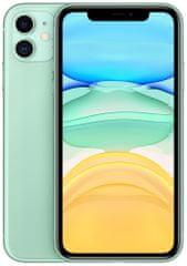 Apple iPhone 11 mobilni telefon, 64GB, zelen