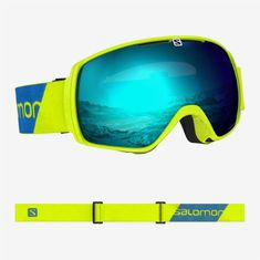 Salomon XT One Neon Yellow/Solar Blue