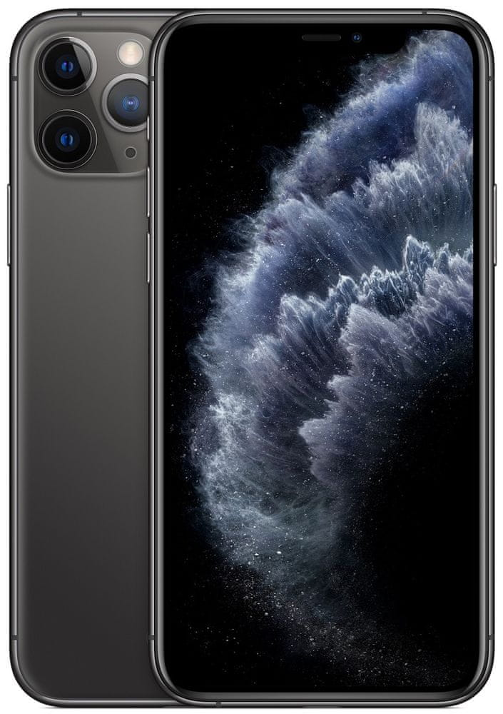 Apple iPhone 11 Pro, 512GB, Space Gray