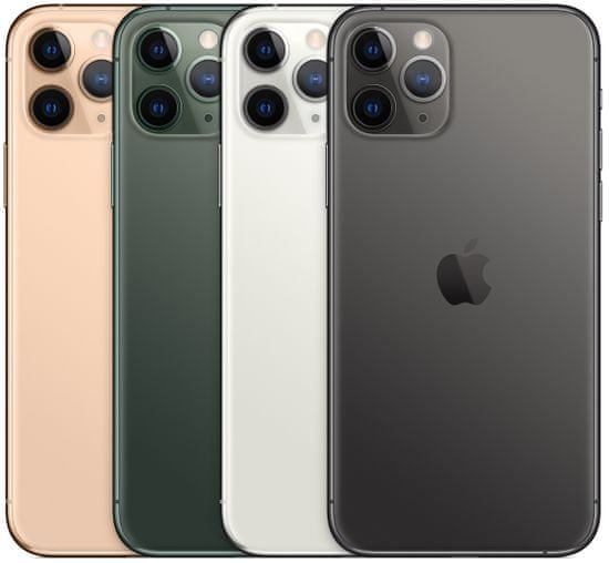 Apple iPhone 11 Pro mobilni telefon, 256GB, zelen