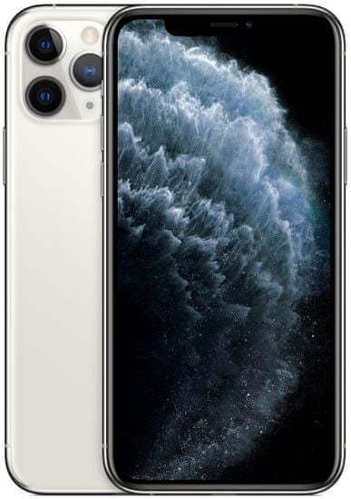 Apple iPhone 11 Pro mobilni telefon, 512GB, siv