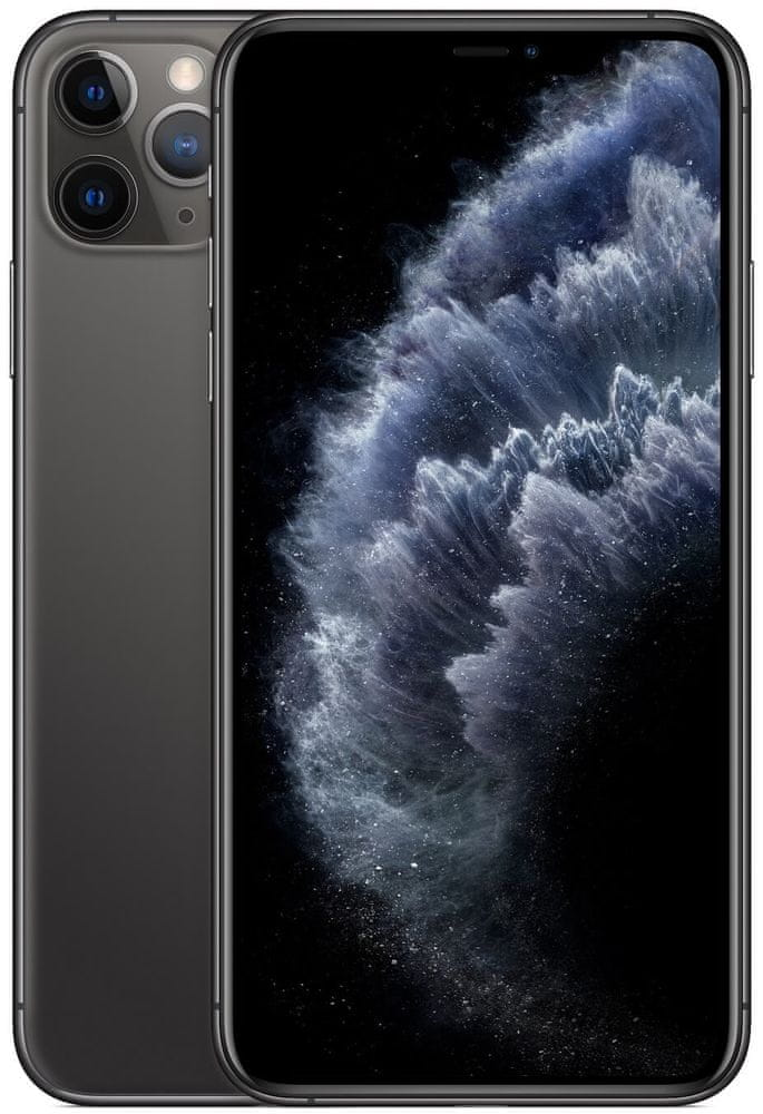Apple iPhone 11 Pro Max, 64GB, Space Gray