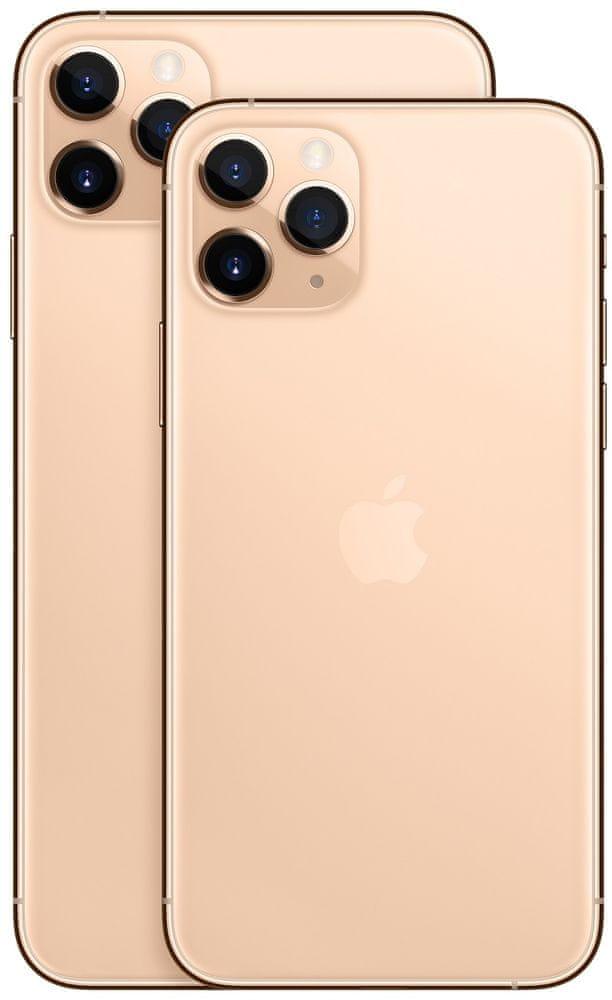 Apple iPhone 11 Pro Max, 512GB, Gold - rozbaleno