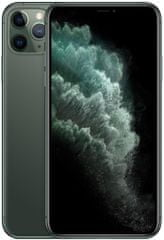 Apple iPhone 11 Pro Max mobilni telefon, 64GB, zelen
