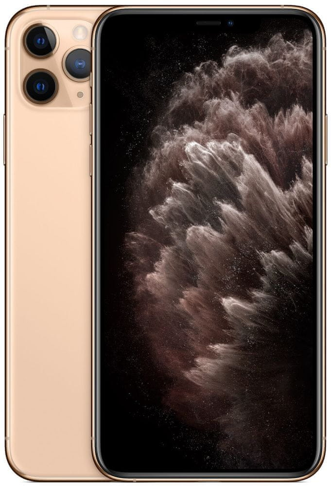 Apple iPhone 11 Pro Max, 256GB, Gold