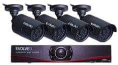 Evolveo Kamerový systém Detective D04_FHD, NVR