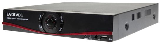 Evolveo Nyomozó kamerarendszer D04_FHD, NVR