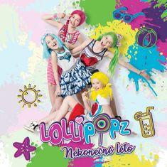 Lollipopz: Nekonečné léto - CD