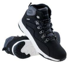 Hi-Tec Westis Mid WP moški čevlji Black/Dark Grey, 46