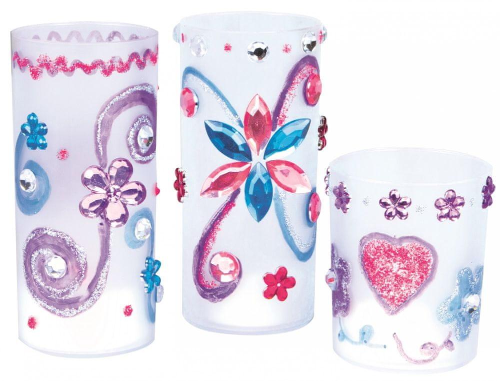 Lamps Výroba obalů na čajové svíčky