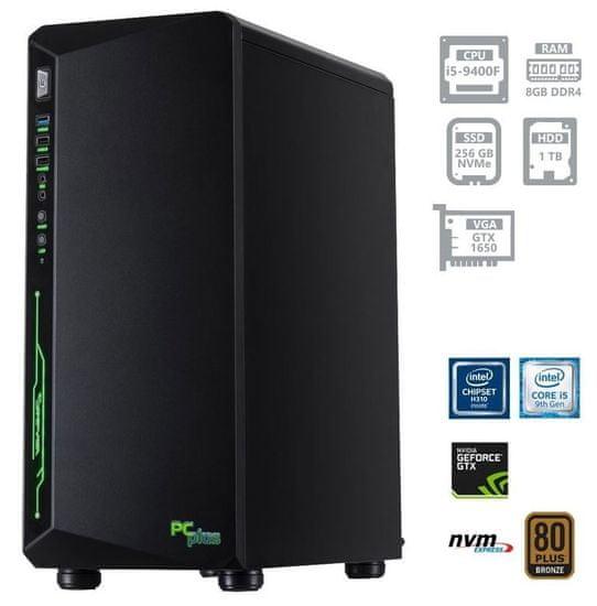 PCplus Gamer namizni računalnik (139277)
