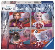 Ravensburger Puzzle 30194 Disney Ledeno kraljestvo 2 4 v 1