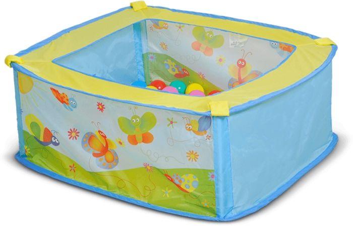 Knorrtoys Dětský hrací stan bazén Ballix s míčky 25ks
