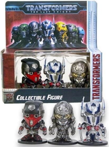 Hasbro Transformers figurky 6cm sada 3ks