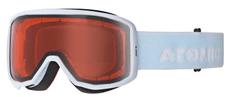 Atomic gogle narciarskie Count Jr Orange Skyline/White