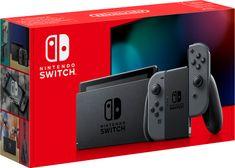 Nintendo Switch igralna konzola, siva