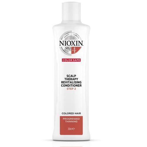 Nioxin Revitalizer pokožky pre jemné farbené výrazne rednúce vlasy System 4 (Conditioner System 4 )