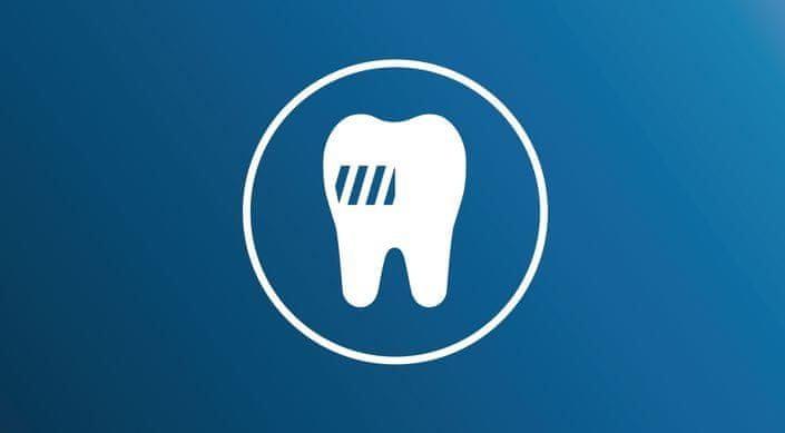 Philips Sonicare HX6809/35 ProtectiveClean White 1 + 1 za bele zobe
