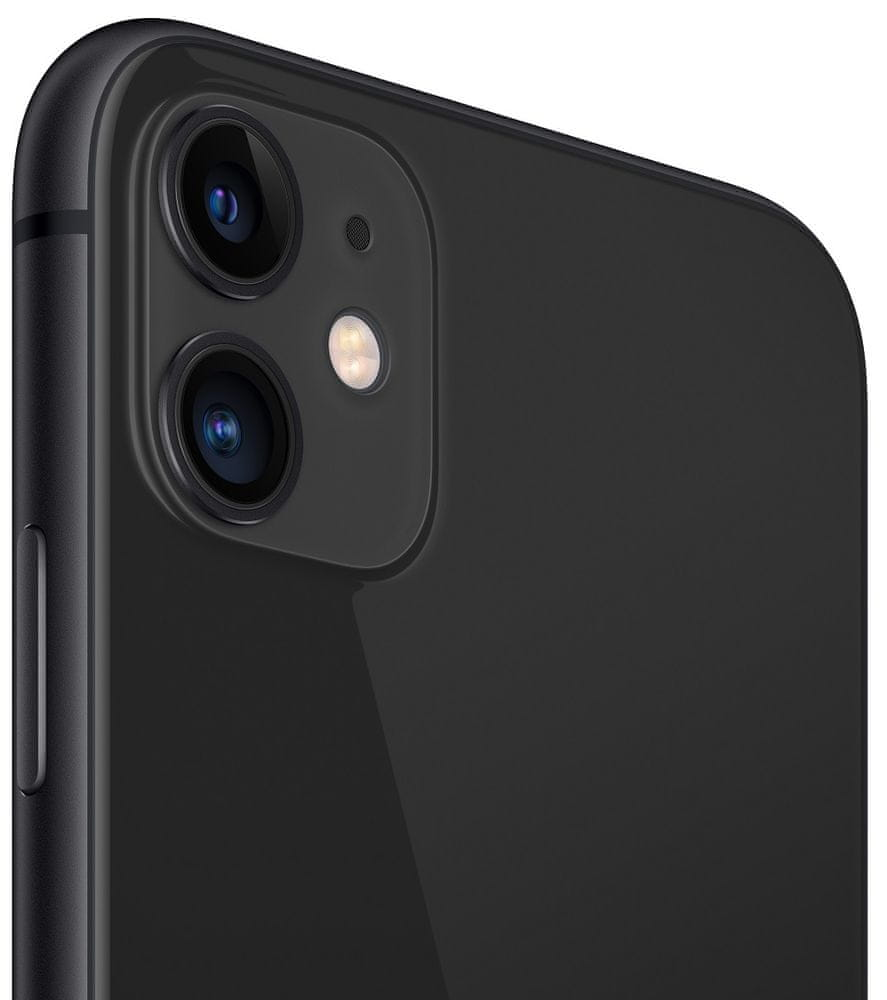 Apple iPhone 11, 64GB, Black