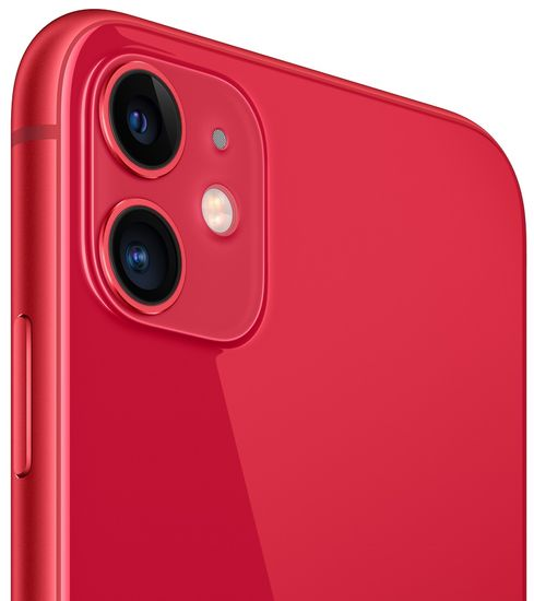 Apple telefon iPhone 11, 64GB, crveni