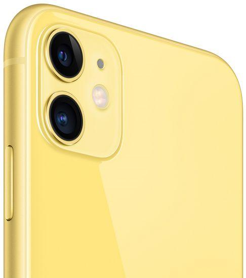 Apple smartfon iPhone 11, 64 GB, Yellow