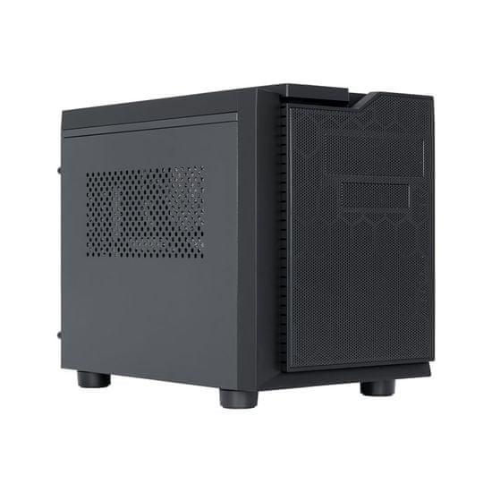 Chieftec CI-01B-OP gaming cube ohišje, črn