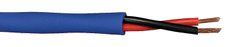Dexon  Reproduktorový kabel pro 100V rozvody 2 x 1,5 mm2
