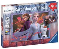 Ravensburger Puzzle 050109 Disney Jégvarázs 2 2x24 darab