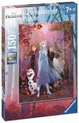 Ravensburger puzzle 128495 Disney Kraina Lodu 2 150 elementów