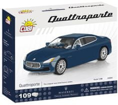 Cobi 24563 Maserati Quattroporte 1:35