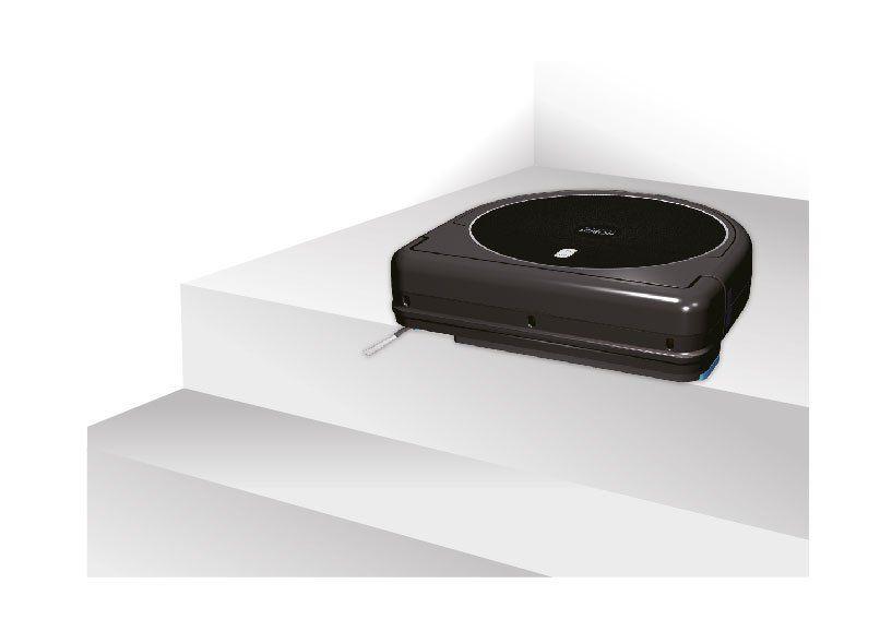 Robotický vysávač s HEPA filtrom