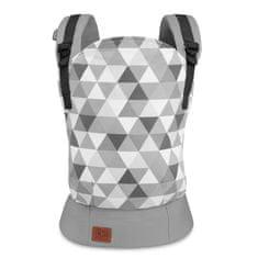 KinderKraft nosilka NINO, siv - Odprta embalaža